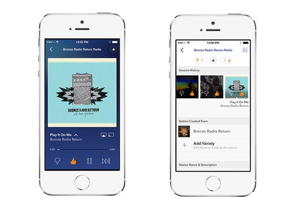 Pandora goes after on-demand streaming to compete against