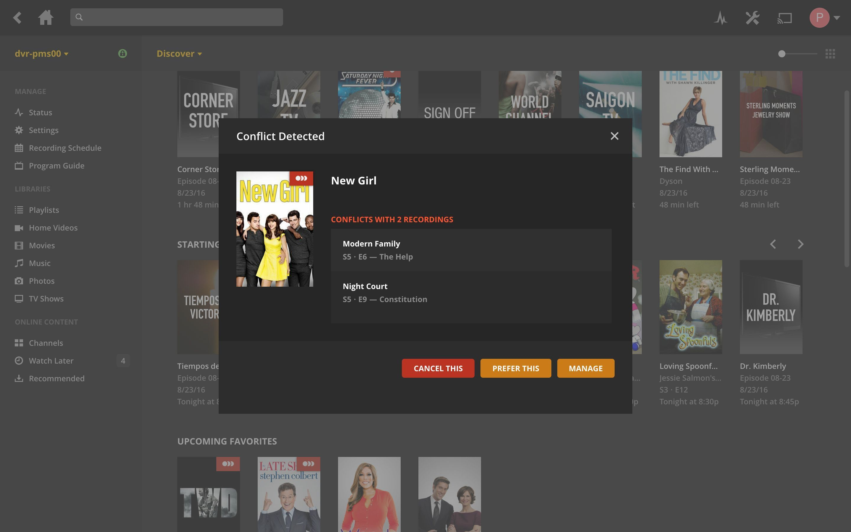 Plex Media Server gains a DVR feature, starting with