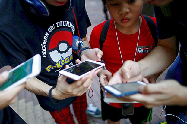 pokemon go hongkong