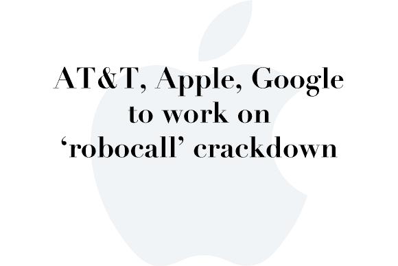 robocall crackdown