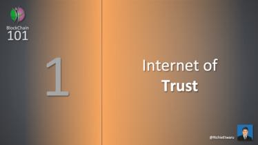 Internet of Trust