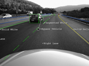 Mobileye object detection autonomous driving self-driving