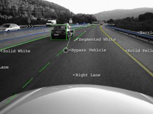 Mobileye object detection autonomous driving self-driving