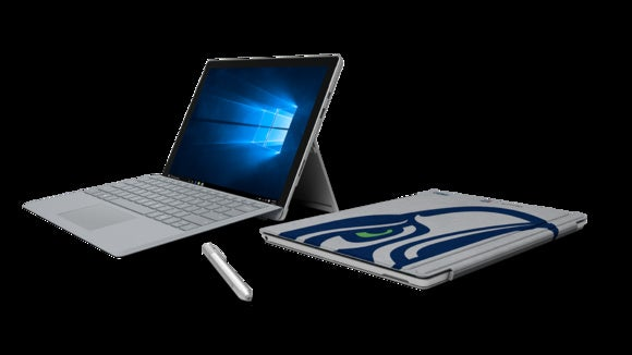 microsoft surface tablets gear up for football season with new nfl