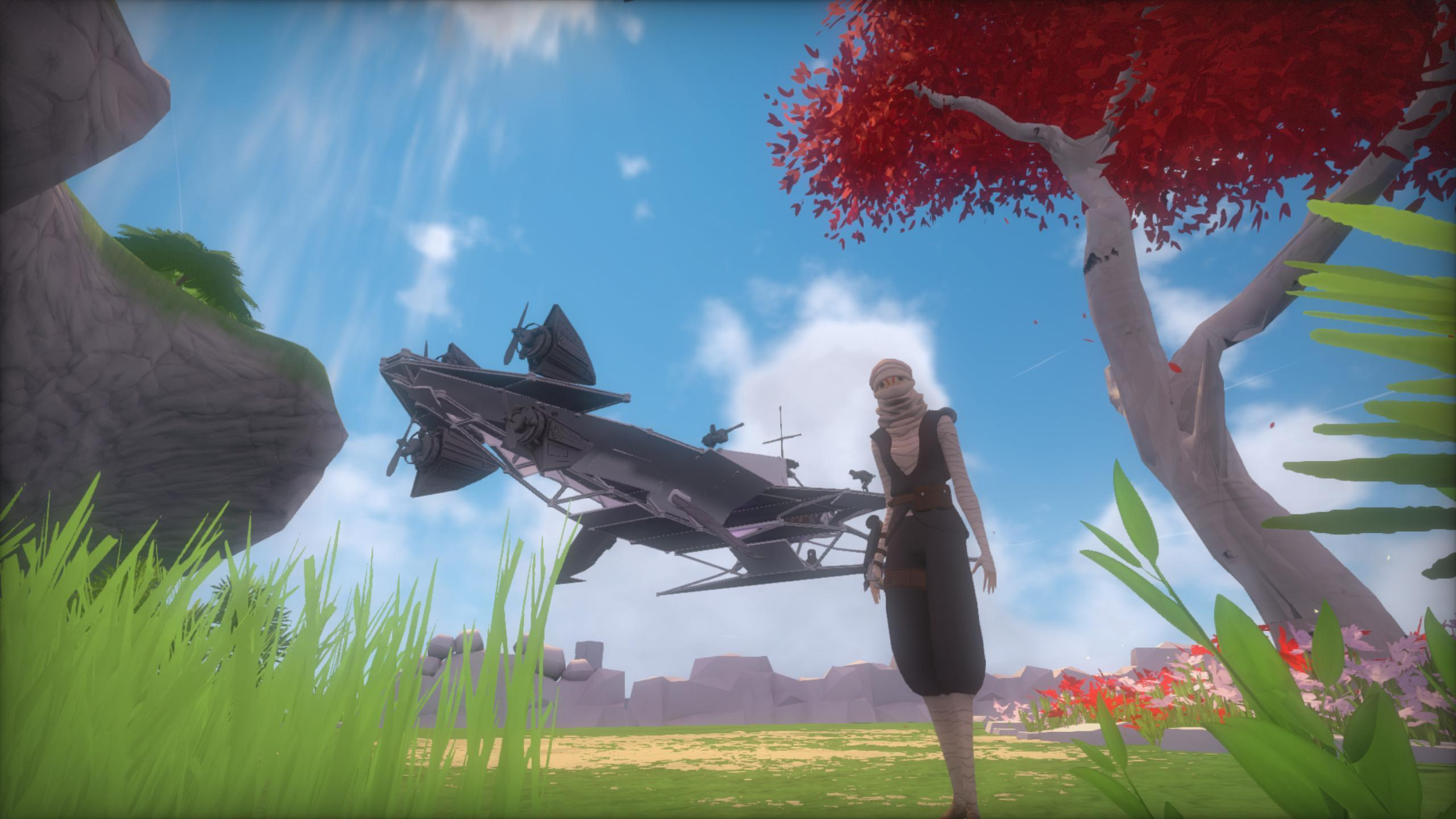 Worlds Adrift hands-on preview: Systems, sky pirates, and