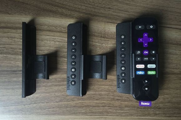 Sideclick review: Fixing Roku and Fire TV remotes' biggest problem