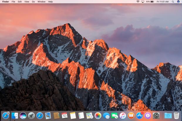 sierra desktop