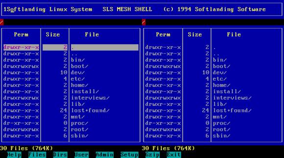 Softlanding Linux System