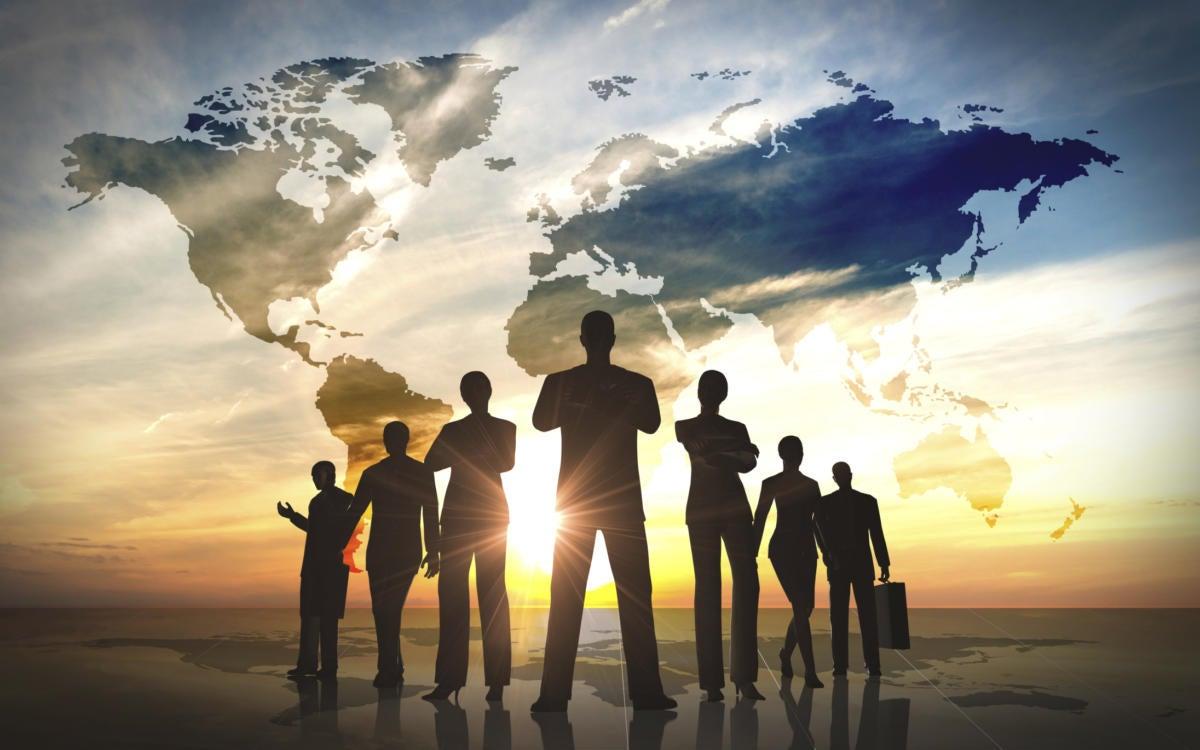 team teamwork global workforce