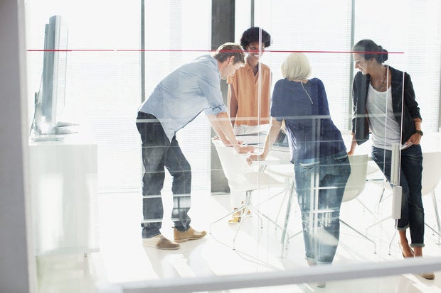 Technology, employee preferences shift definition of work