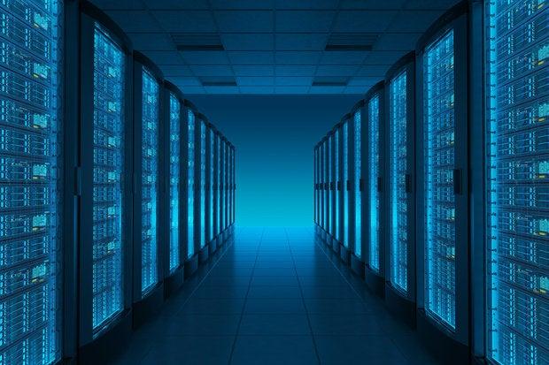 network room data center