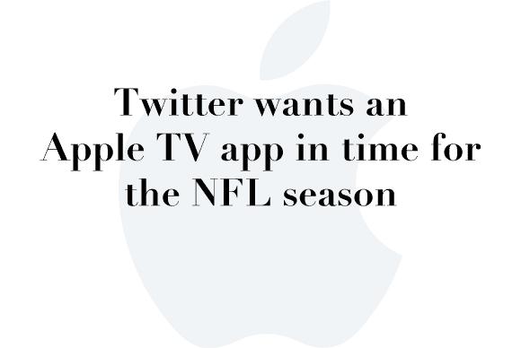 twitter appletv app