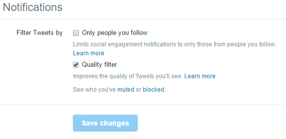 How to turn on Twitter\u0027s quality filters and silence trolls | PCWorld