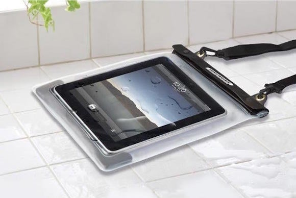usbfever waterwear ipad