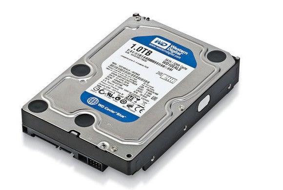 wd blue 1tb hard drive