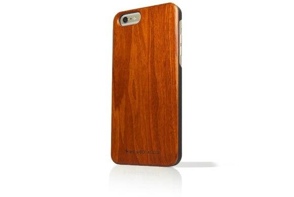 wearwood naturalrosewood iphone