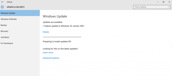 windows 10 au download