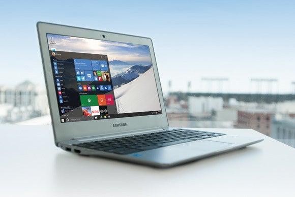 windows 10 samsung laptop