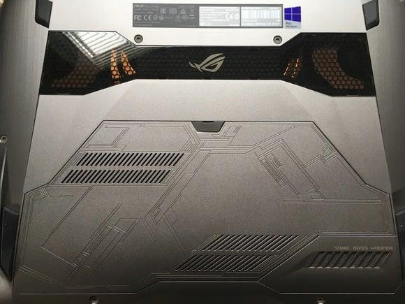 Asus ROG G752VS-XB72K OC Edition review: Faster than most gaming PCs (including desktops) | PCWorld