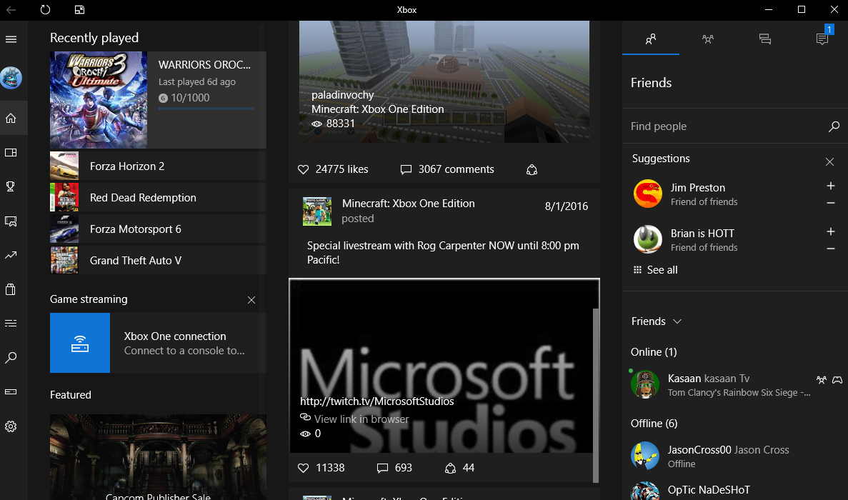 Microsoft buys Beam's livestreaming tech to grab a chunk of