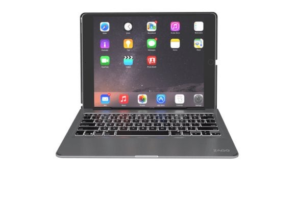 zagg slimbook ipad