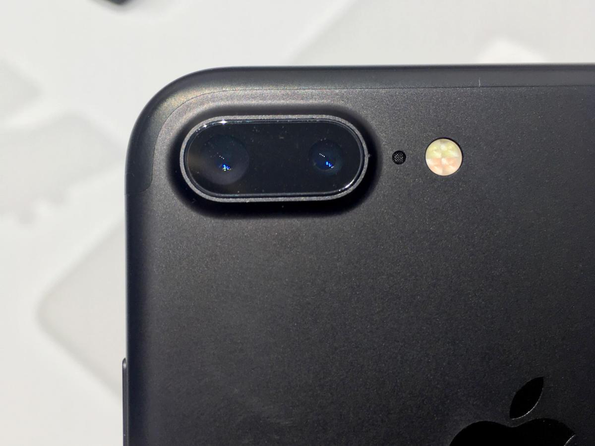 apple iphone7 cameras