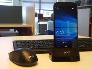 Acer Liquid Jade Primo mouse keyboard
