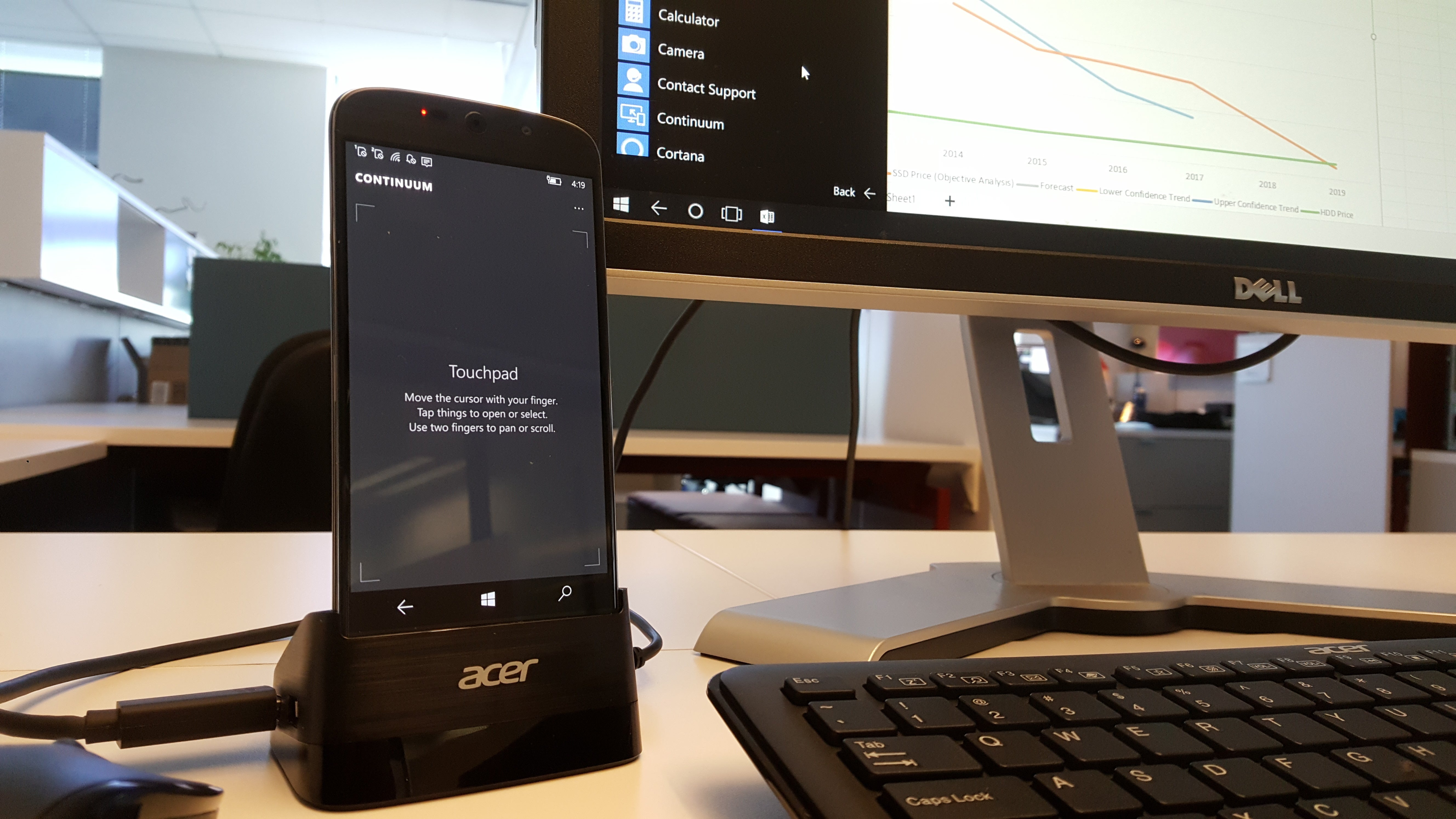 Acer Liquid Jade Primo review: Acer bets big on a Windows