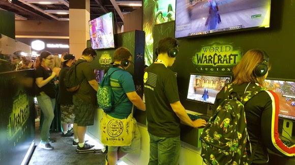 World of Warcraft - PAX 2016