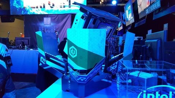 CyberPower  - PAX 2016