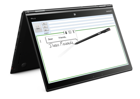 21 thinkpad x1 yoga writeit app on screen and pen v03