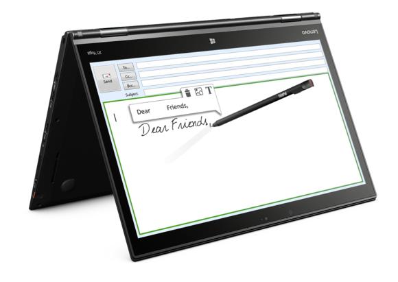 21 thinkpad x1 yoga writeit app on screen and pen v03