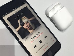 airpods playback