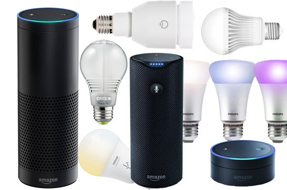 smart light bulbs that work with the amazon echo and amazon 39 s alexa. Black Bedroom Furniture Sets. Home Design Ideas