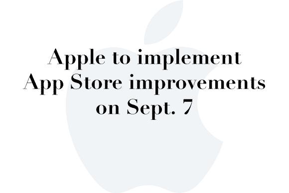 app store improvements
