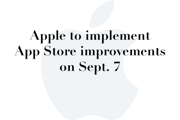 app store improvements