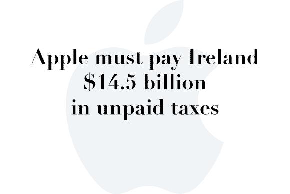 apple ireland taxes