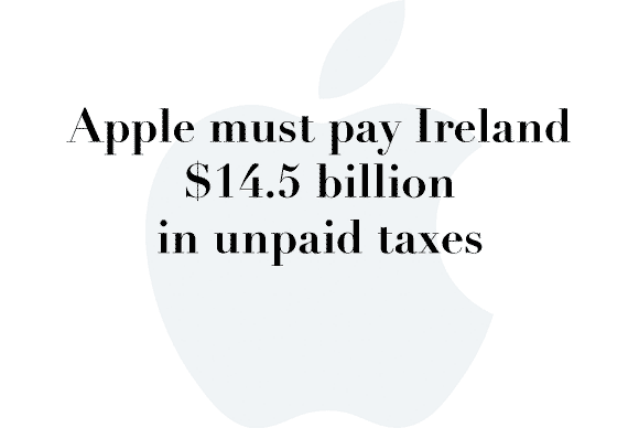 apple ireland taxes