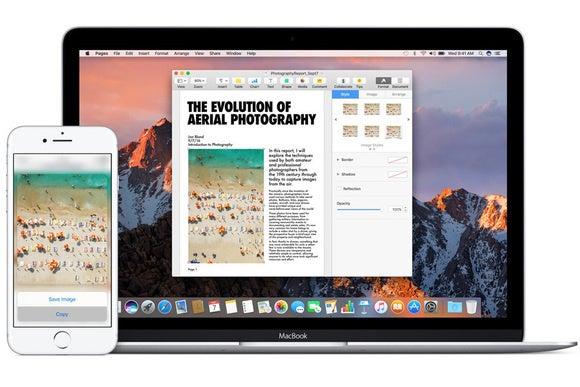 apple sierra universal clipboard stock