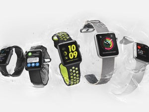 apple watch series 2 nike waterproof
