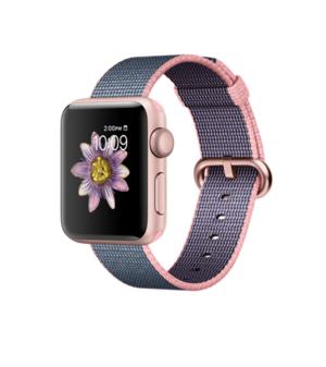 apple watch series 2 rose gold