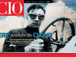 ERP heads for the cloud