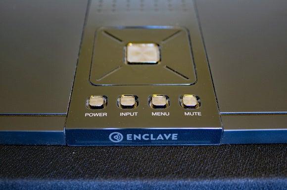 CineHome HD cabinet controlst