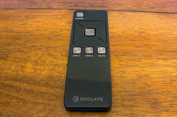CineHome HD IR remote