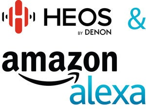 Amazon Alexa is coming to Denon's Heos wireless audio platform in 2017.