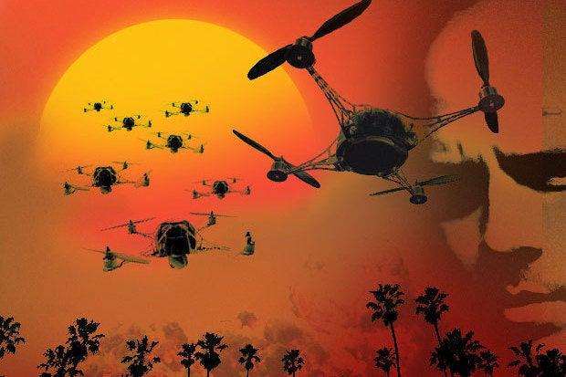 drones apocolypse