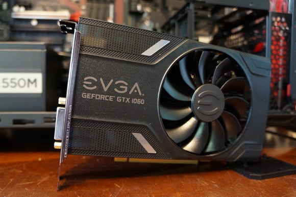 EVGA GTX 1060 3GB review: A compelling $200 graphics card