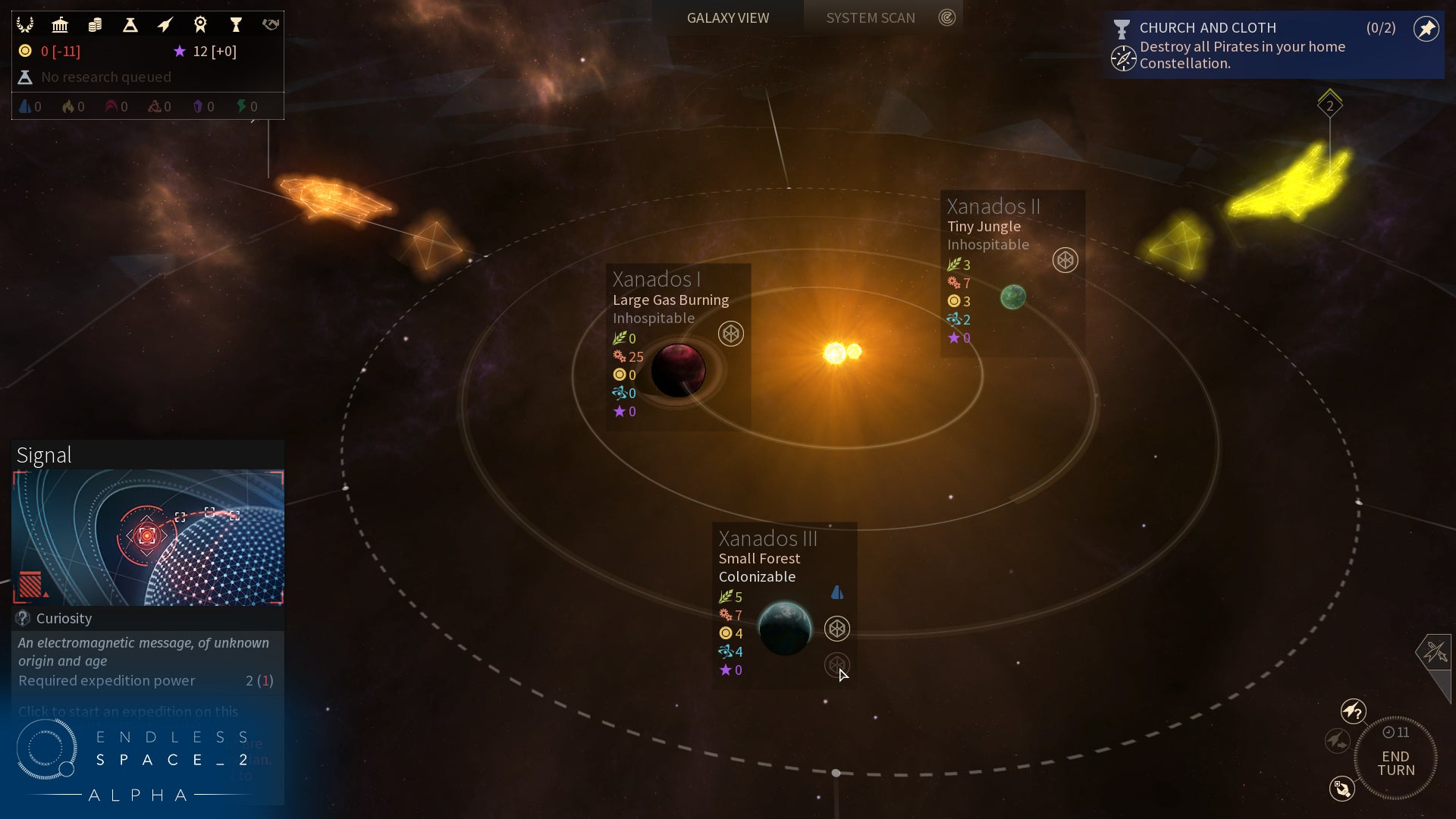 endless space 2 heretic