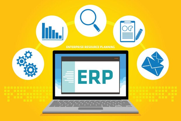 erp illustration