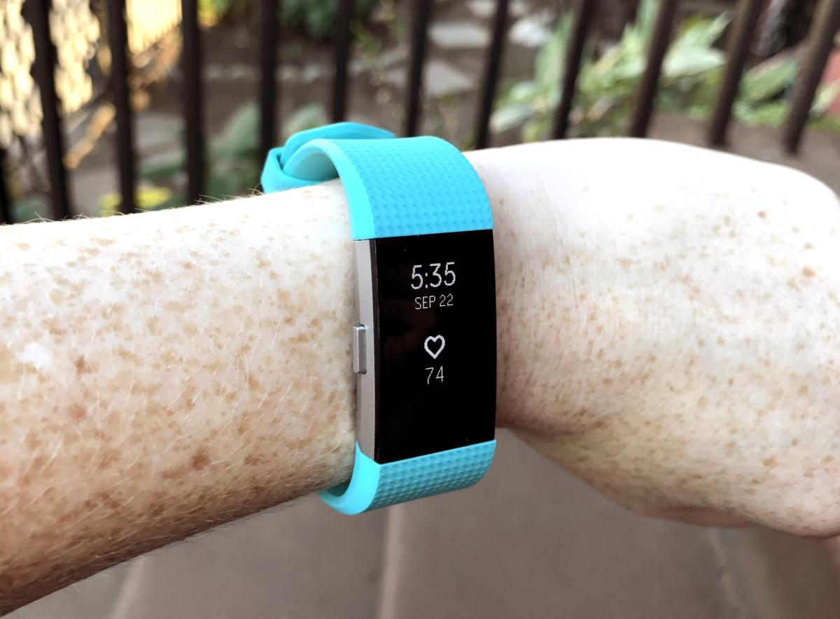 fitbit charge 2 primary